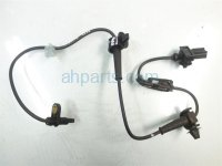 2012 Honda Civic Rear Driver Abs Sensor 57475 TR3 A02 Replacement