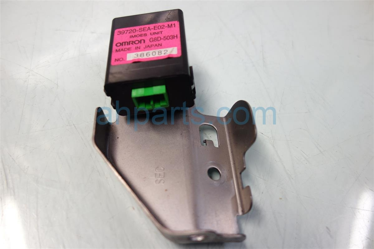 2008 Acura TSX Imoes Unit 39720 SEA E02 Replacement