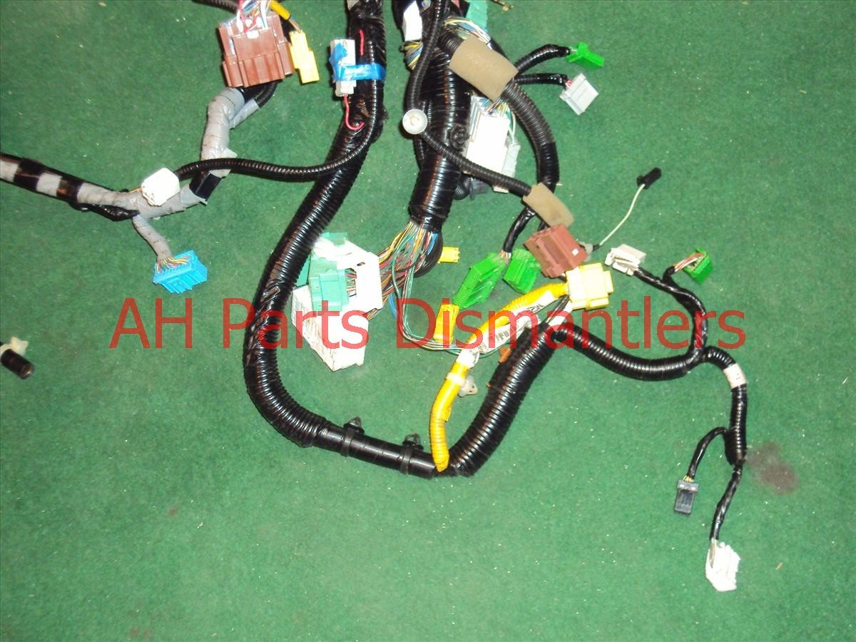 2004 Honda Accord WIRE HARNESS 32117 SDB A21 32117SDBA21 Replacement