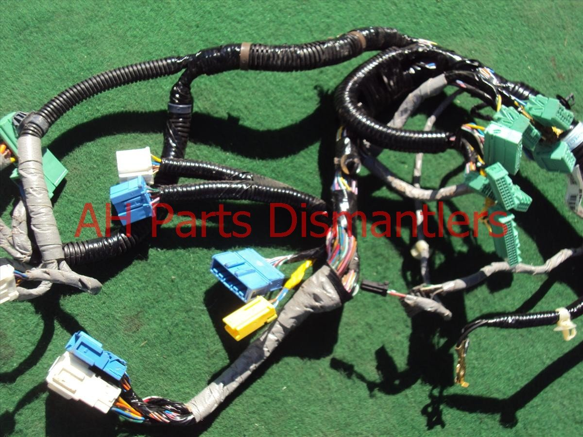 2008 Honda Civic UPPER DASH HARNESS 32117 SVB A11 32117SVBA11 Replacement