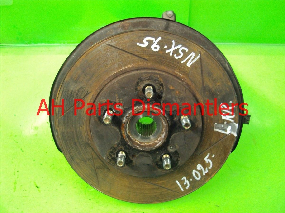 1995 Acura NSX Axle stub Rear driver SPINDLE KNUCKLE 52215 SL0 020 52215SL0020 Replacement