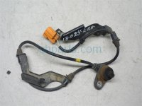 2004 Honda Civic Rear driver ABS SENSOR 57475 S5A 951 57475S5A951 Replacement