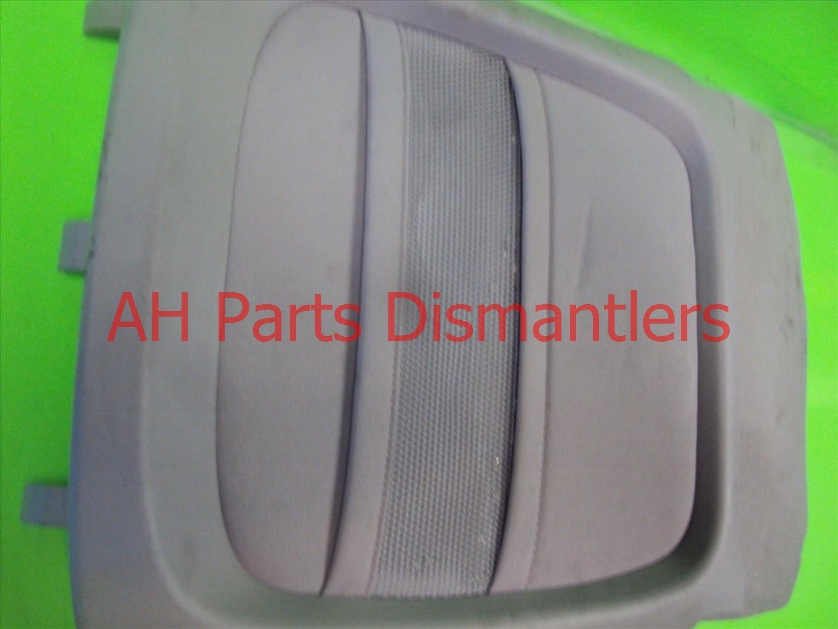 2010 Honda Pilot Cover FR SEAT BACK PANEL GRAY Replacement