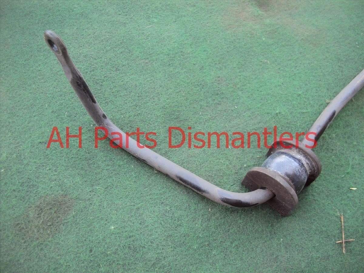 2009 Honda Accord Sway Rear STABILIZER BAR Replacement