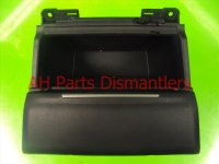2009 Honda Accord CENTER DASH POCKET BLK NICE Replacement