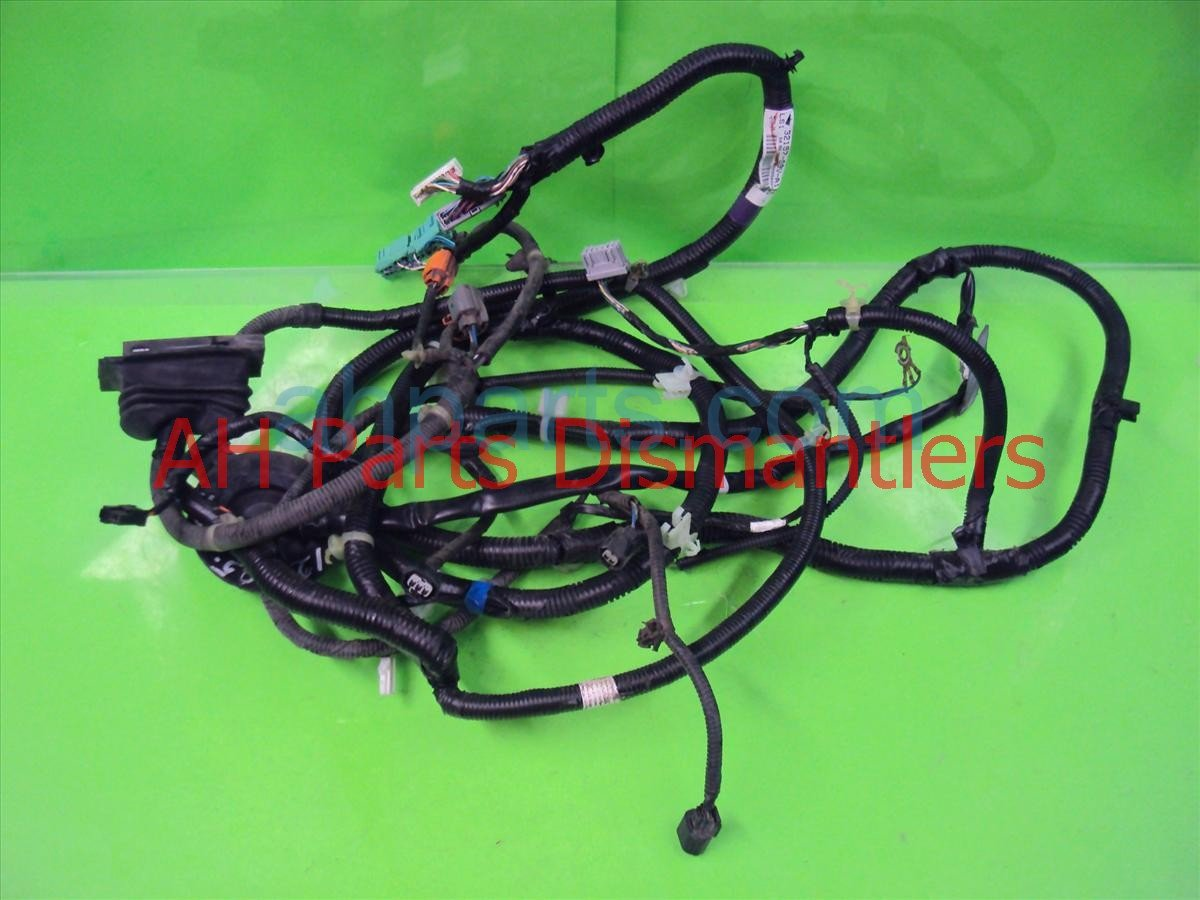 2005 Honda Pilot Wiring Harness Circuit Diagram Schema 2004 Trailer Driver Body Wire 32157 S9v A12 Speedometer