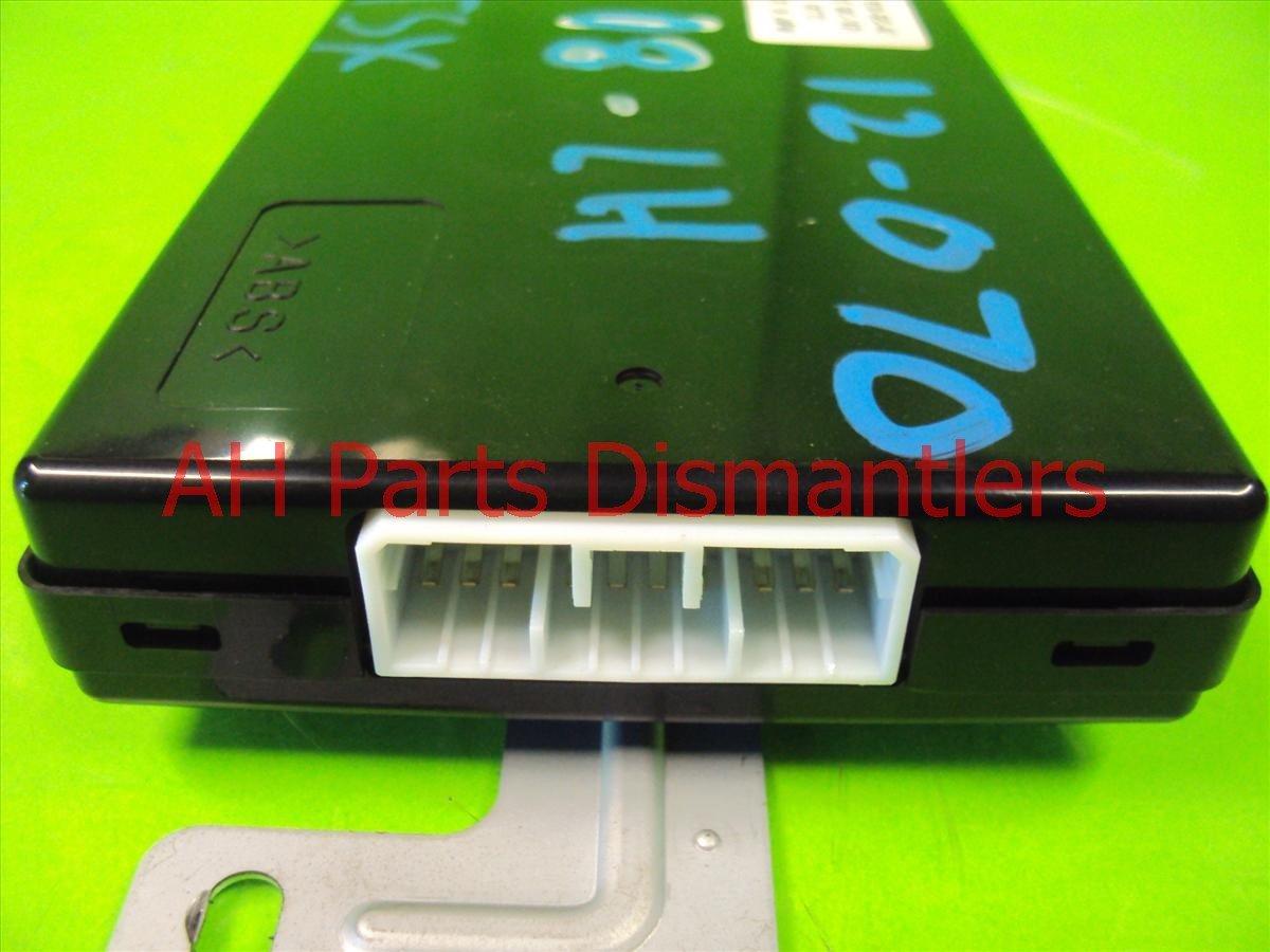 2008 Acura TSX M S C UNIT 81628 SEC A01 81628SECA01 Replacement