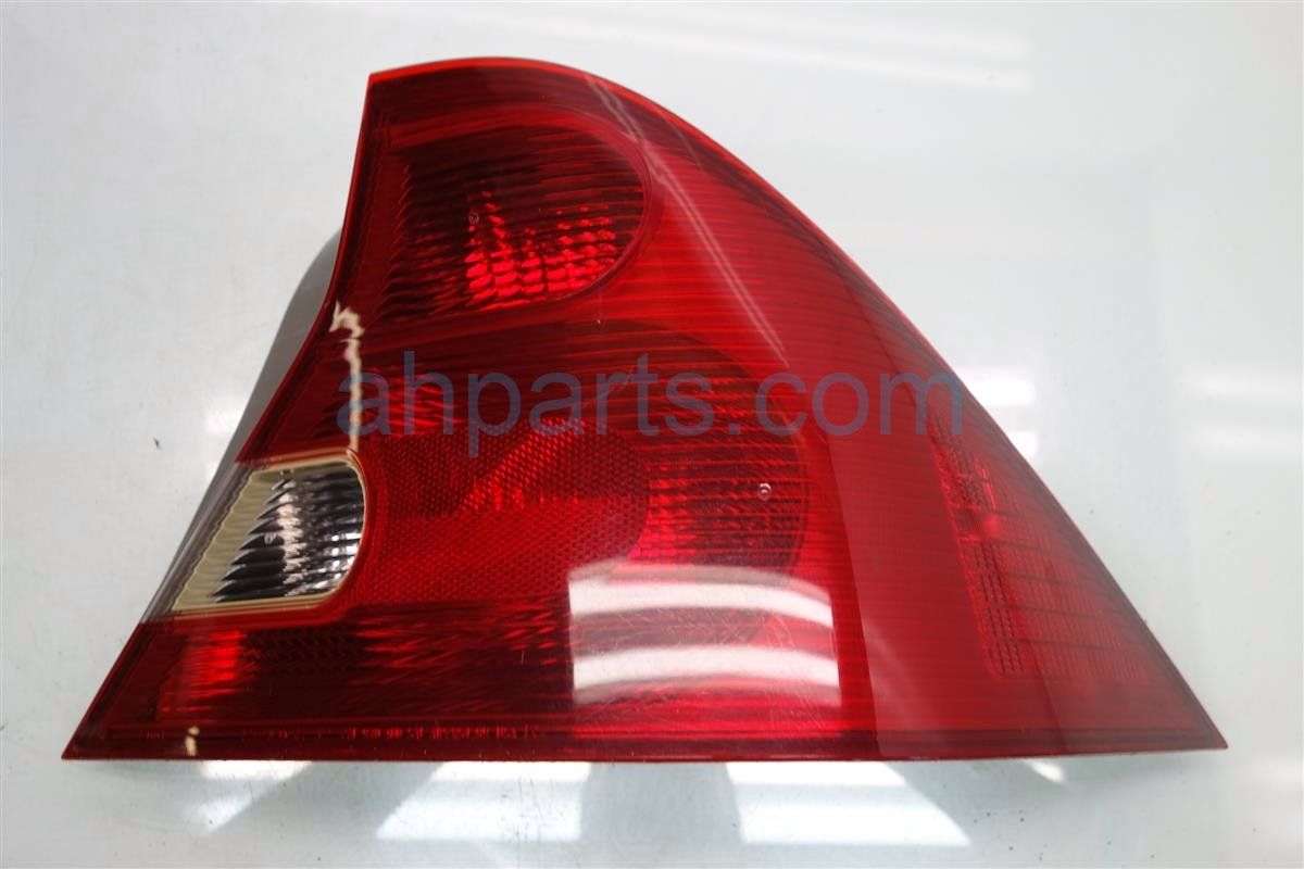 2002 Honda Civic Rear Lamp 2DR Passenger TAIL LIGHT 33501 S5P A01 33501S5PA01 Replacement