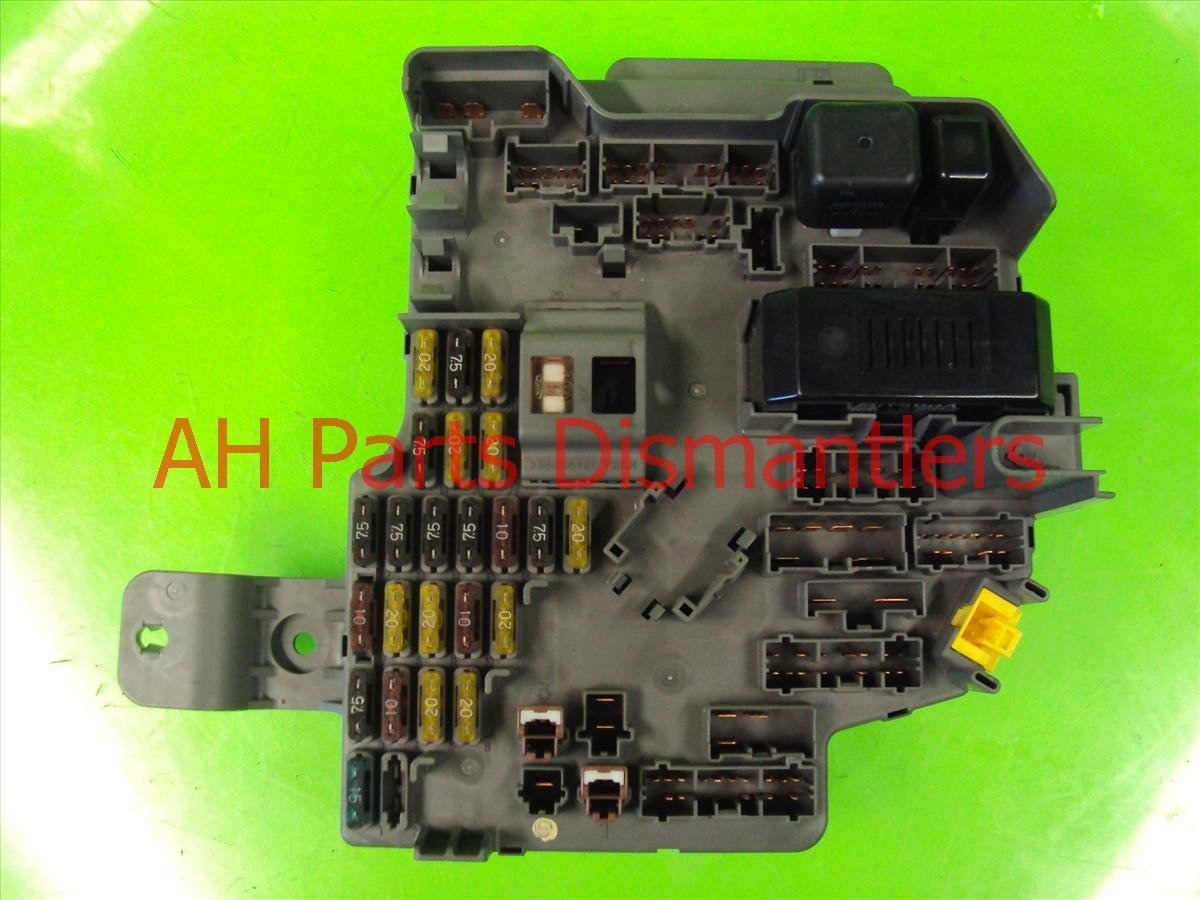 2001 Acura RL DRIVER DASHBOARD FUSEBOX ASSY Replacement