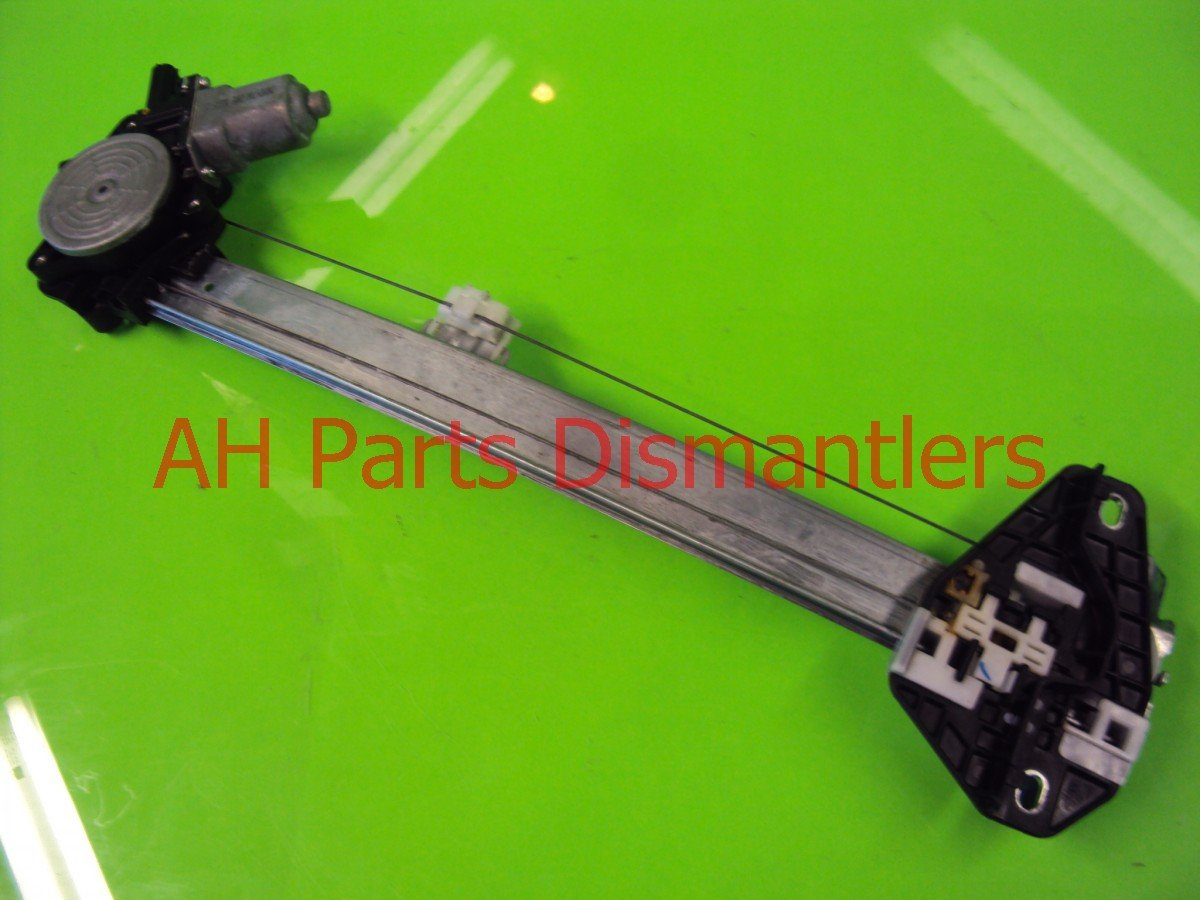 2010 Honda Accord 4DR Rear driver WINDOW REGULATOR 72750 TA0 A01 72750TA0A01 Replacement
