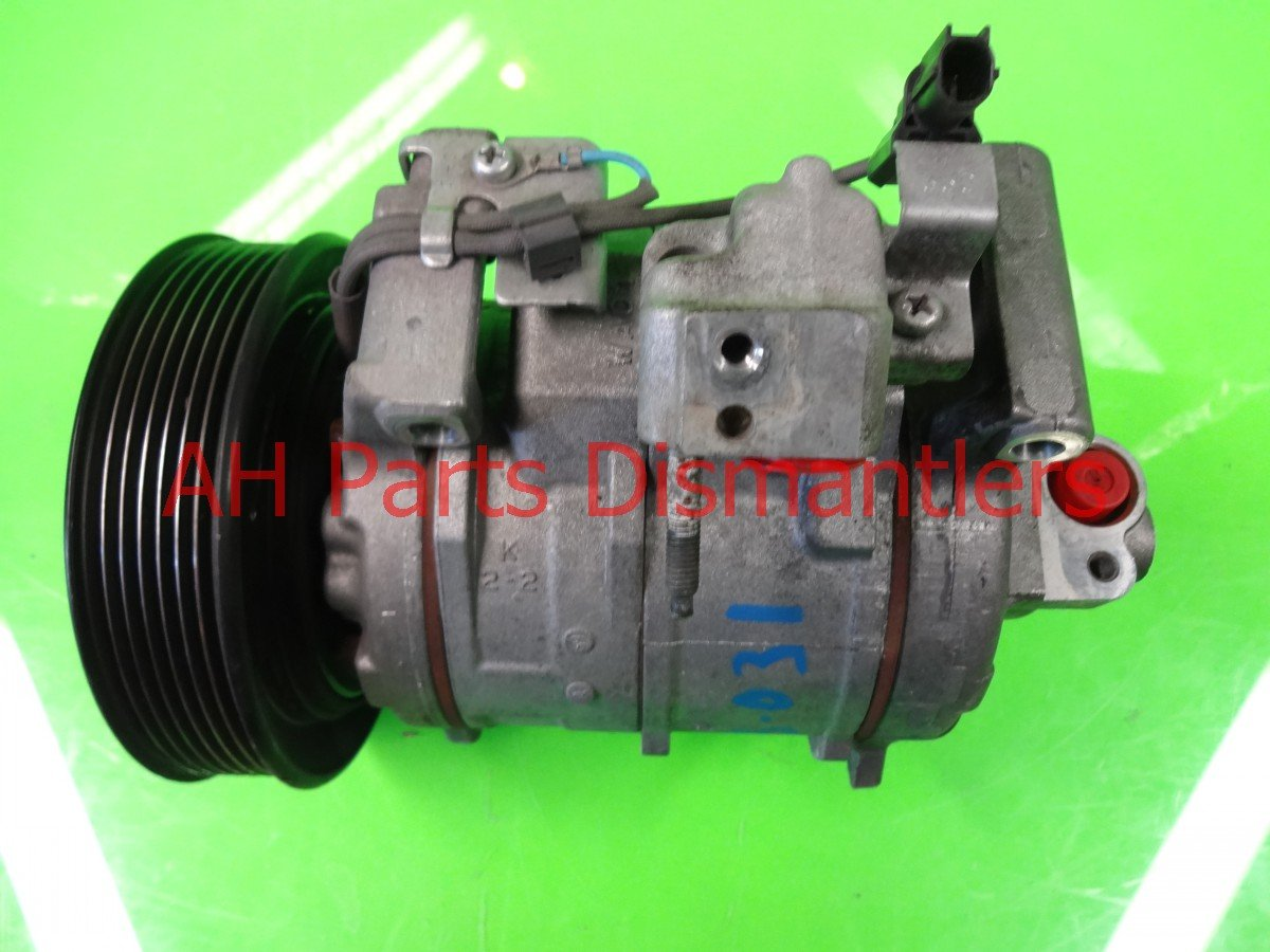 2010 Honda Accord clutch AC AIR COMPRESSOR PUMP 38810 R40 A01 38810R40A01 Replacement