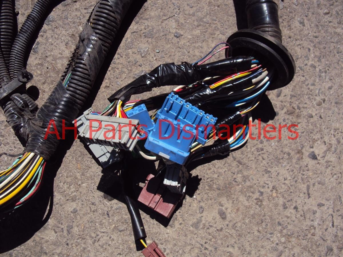 2001 Acura RL Driver Cabin Wire Harness 32120 SZ3 A43 Replacement