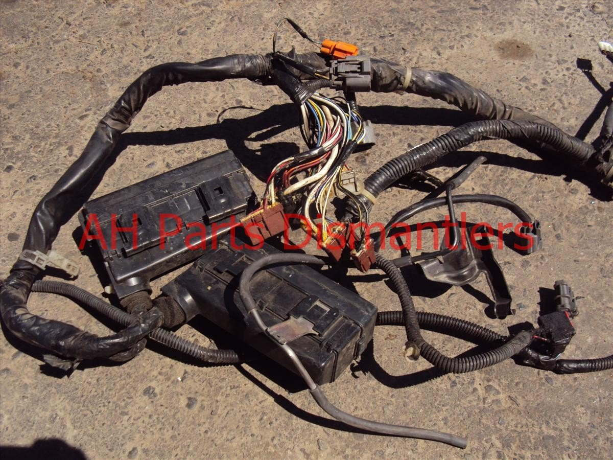 2001 Acura RL Driver CABIN WIRE HARNESS 32120 SZ3 A43 32120SZ3A43 Replacement