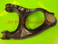 2011 Acura TL Rear passenger UPPER CONTROL ARM 52510 TA0 A02 52510TA0A02 Replacement