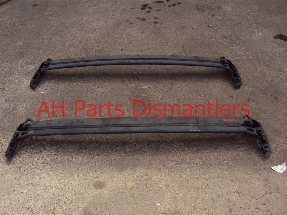 2003 Acura MDX Luggage Driver AND Passenger ROOF RACK BARS Replacement