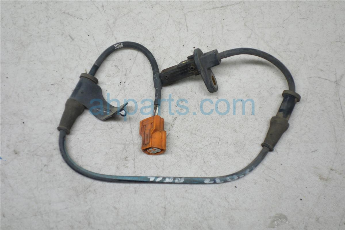2007 Honda Accord Rear driver ABS SENSOR Replacement