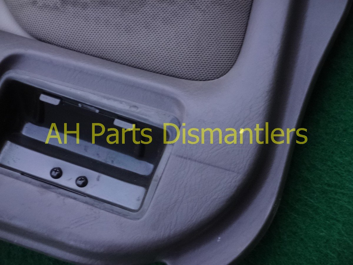1998 Acura RL Door trim liner Rear driver DR PANEL CMPLET tan Replacement