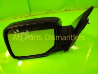 2011 Honda Pilot Side Rear View Driver MIRROR black 76258 SZA A01ZA 76258SZAA01ZA Replacement