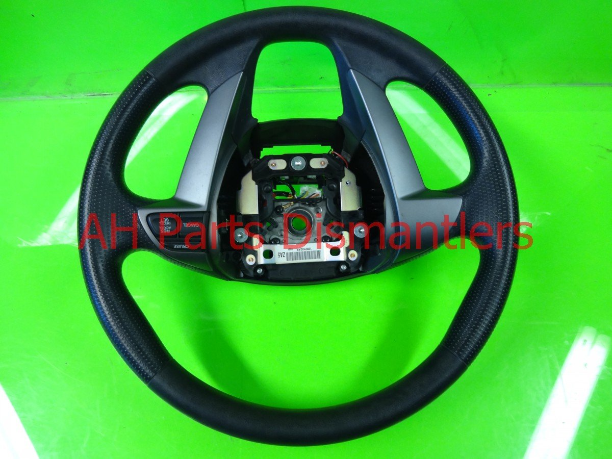 2011 Honda Pilot STEERING WHEEL perforated nice 78501 SZA A81ZA 78501SZAA81ZA Replacement