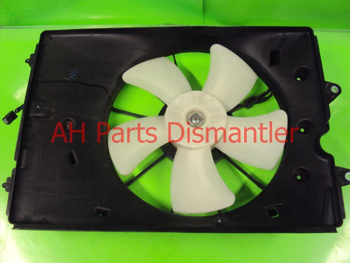 2011 Honda Pilot Cooling RADIATOR FAN ASSEMBLY Replacement