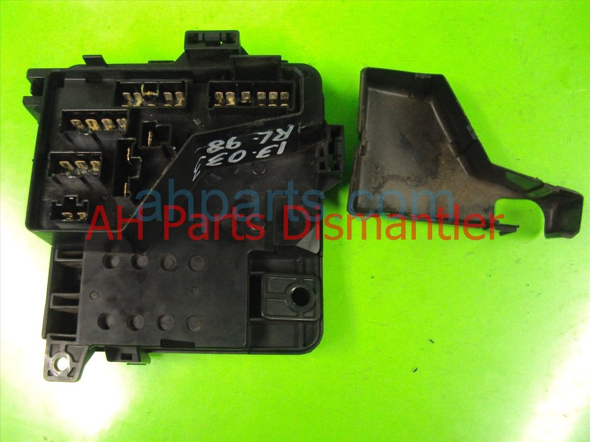 1998 Acura Rl Fuse Box Electrical Wiring Diagrams Engine 2006 Tl