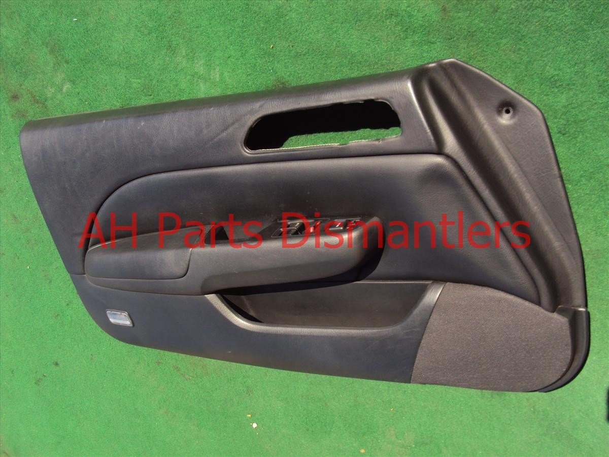 2000 Honda Prelude Front trim liner 2DR Driver DOOR PANEL 83583 S30 A21ZA 83583S30A21ZA Replacement