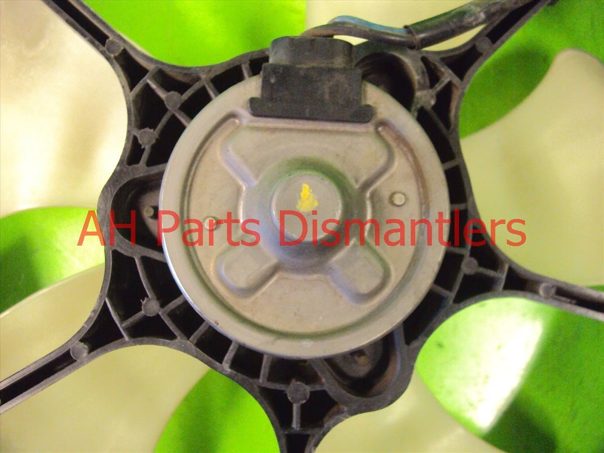 2000 Honda Prelude Cooling RADIATOR FAN ASSEMBLY DENSO 19015 P0A 003 19015P0A003 Replacement