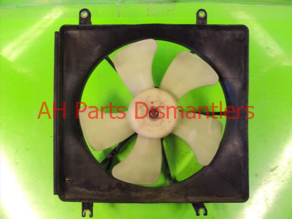 2000 Honda Prelude Cooling RADIATOR FAN ASSEMBLY DENSO 19020 P5M 004 19020P5M004 Replacement