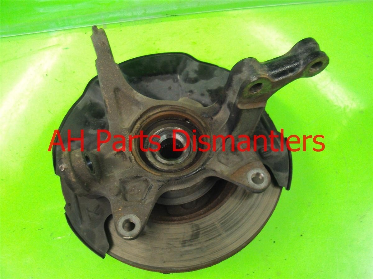 2009 Honda FIT Hub Front driver SPINDLE KNUCKLE 51216 TK6 A00 51216TK6A00 Replacement