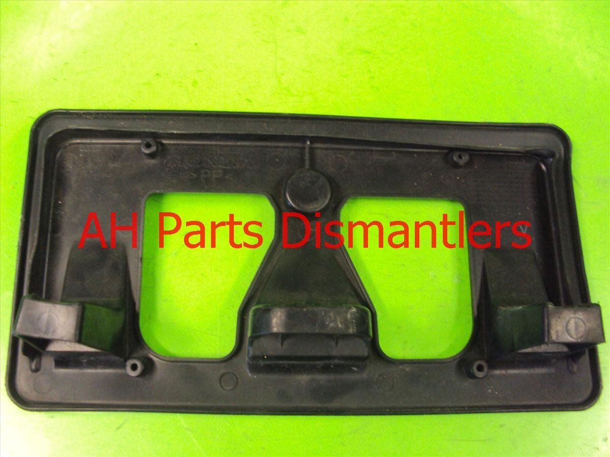 2009 Honda FIT FRONT LICENSE PLATE HOLDER FRAME Replacement