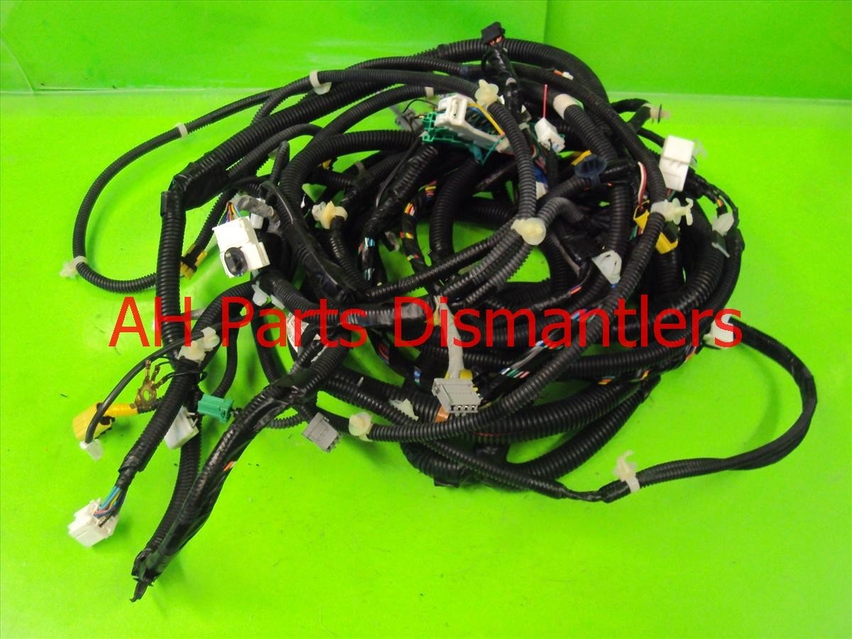 2009 Honda FIT FLOOR WIRE HARNESS 32107 TK6 A00 32107TK6A00 Replacement