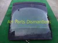2006 Acura RSX Trunk DECK LID complete Black 68100 S6M A82ZZ 68100S6MA82ZZ Replacement