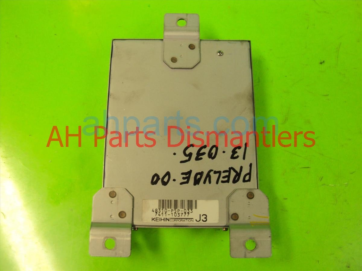 2000 Honda Prelude Electric Moment Contr 48310 P5P 033, Replacement