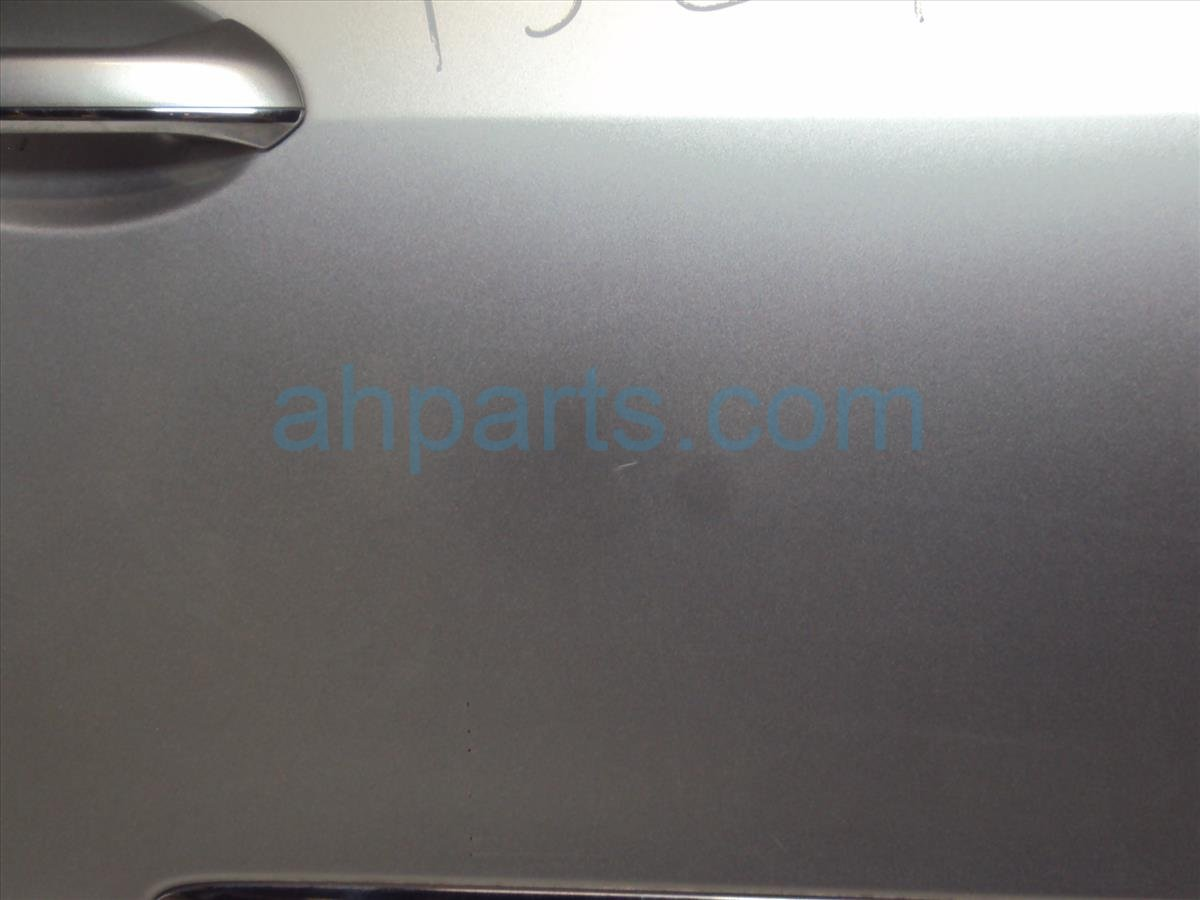 2006 Acura RL 4DR Rear passenger DOOR SHELL SILVER 67510 SJA A80ZZ 67510SJAA80ZZ Replacement