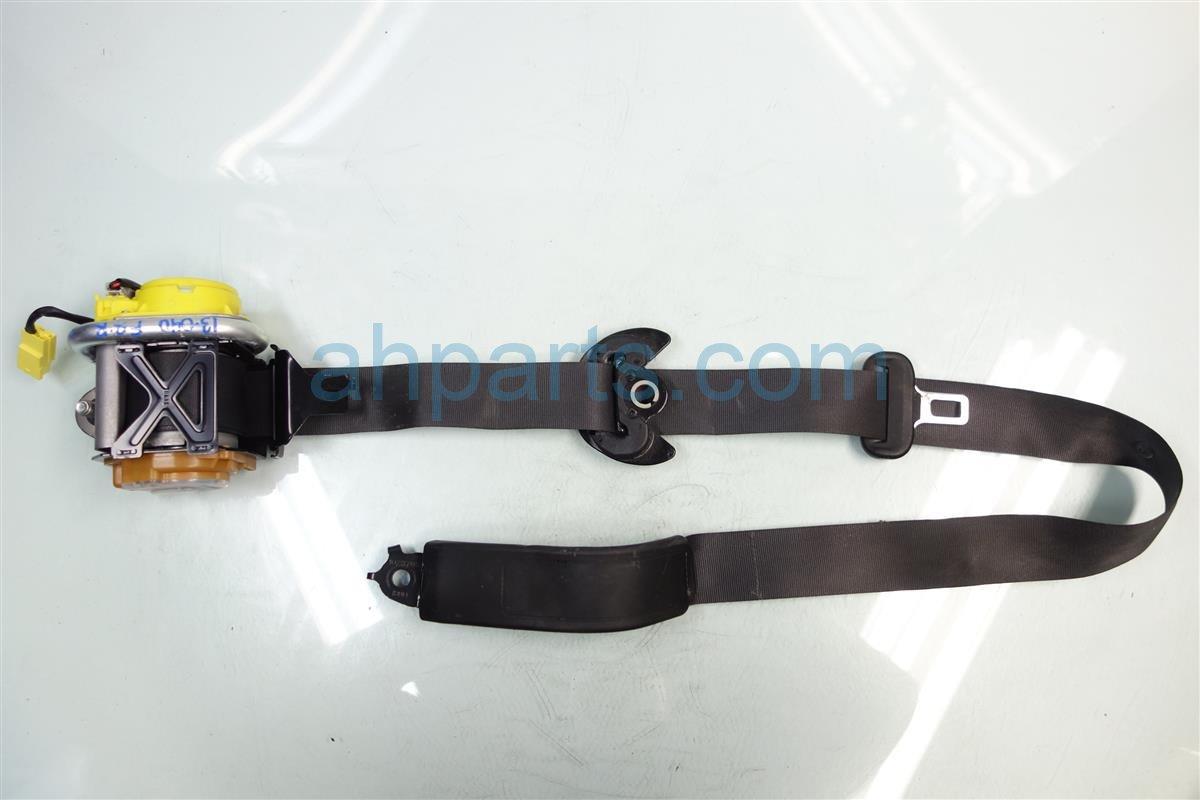 2006 Acura RL Front Passenger Belt   Black 04814 SJA A10ZA Replacement