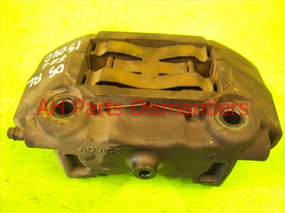 2006 Acura RL Front driver BRAKE CALIPER 45019 SJA A02 45019SJAA02 Replacement