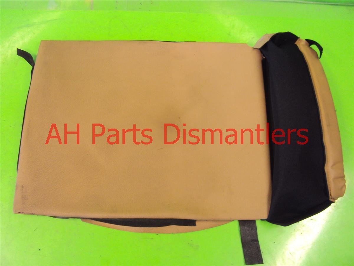 1995 Acura NSX Cover Front passenger SEAT BACK PANEL TAN FEW MARKS Replacement