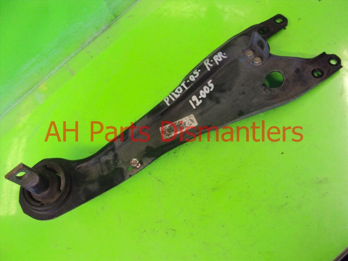 2005 Honda Pilot Lower control Rear passenger TRAILING ARM Replacement