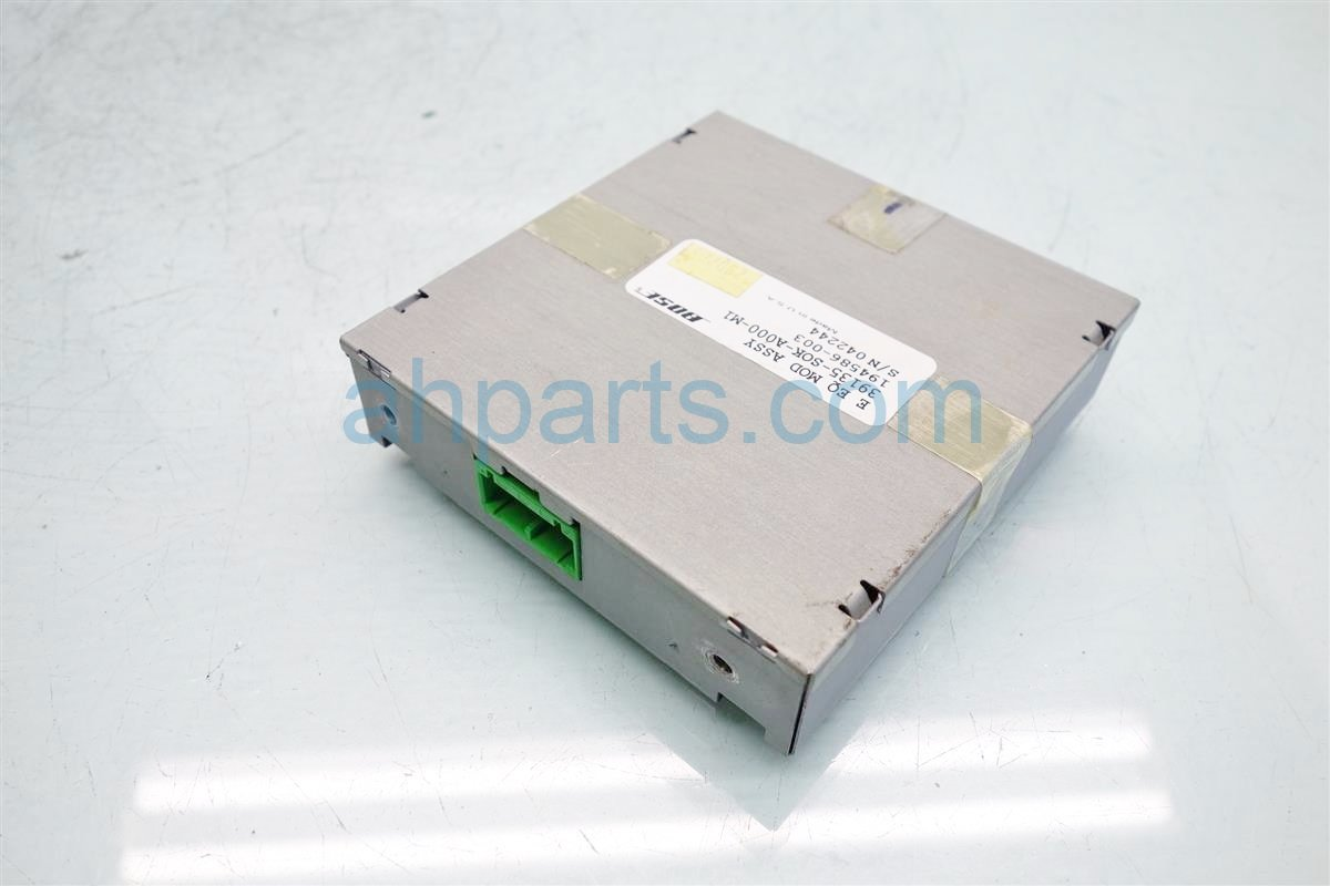 1999 Acura TL Bose Equalizer Module 39135 S0K A00 Replacement