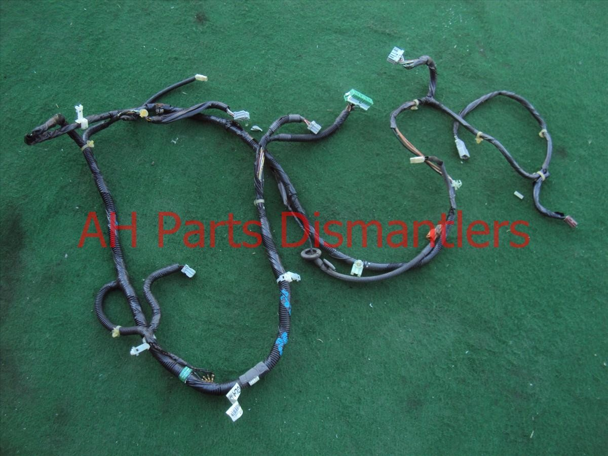1999 Acura TL Passenger FLOOR WIRE HARNESS 32107 S0K A00 32107S0KA00 Replacement