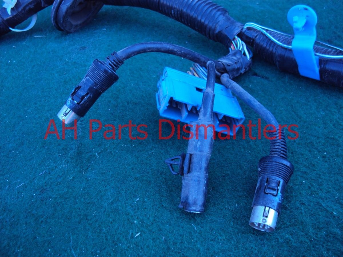 1992 Acura NSX Driver Floor Wire Harness 32107 SL0 J51 Replacement