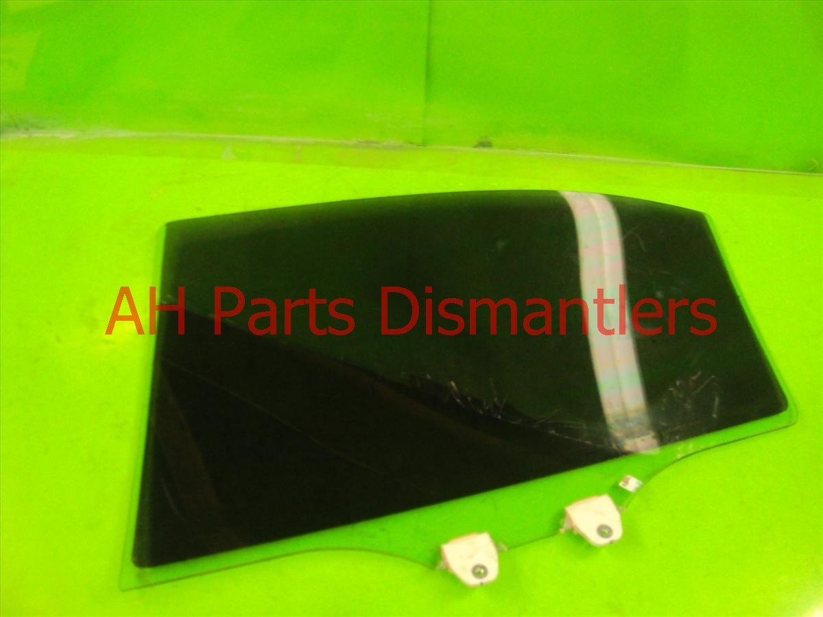 2011 Acura TSX Rear passenger DOOR WINDOW GLASS TINTED 73400 TL2 A10 73400TL2A10 Replacement