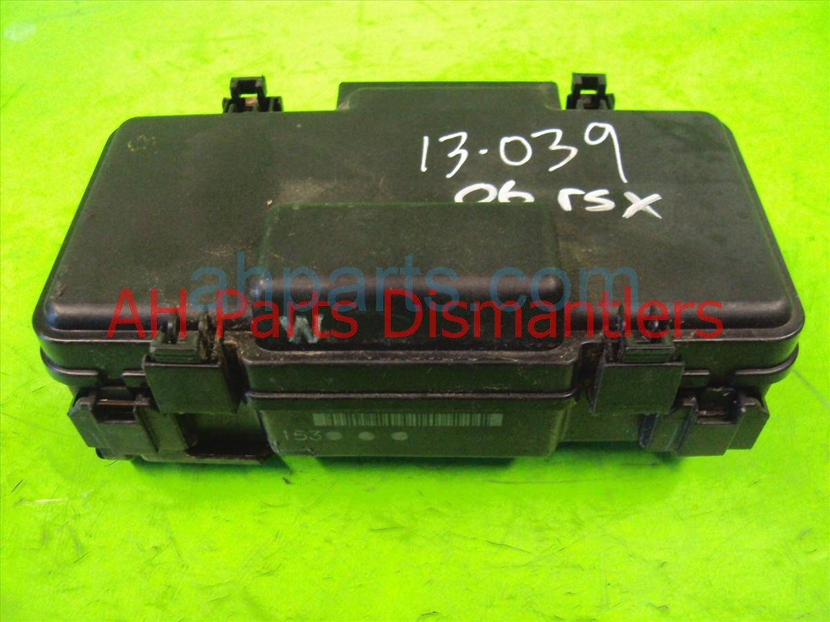 02 Rsx Under Hood Fuse Box 26 Wiring Diagram Images Accessory Dsc08142watermarkfalse Buy 90 2005 Acura Engine 38250