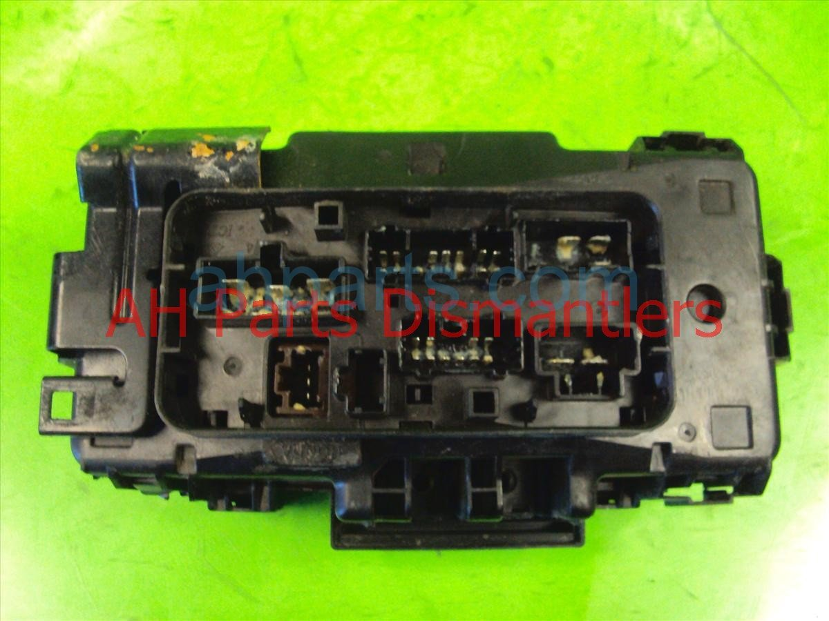 Under The Hood 2002 Acura Rsx Fuse Box Replacement Smart Wiring 2008 Acura  MDX Fuse Box 2002 Acura Rsx Fuse Box