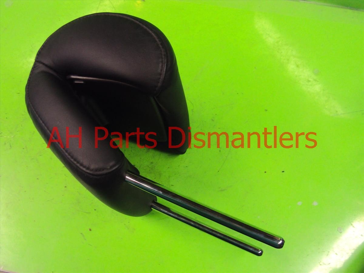 2006 Acura RL Front driver BLACK HEADREST NICE head rest 81140 SJA A03ZA 81140SJAA03ZA Replacement
