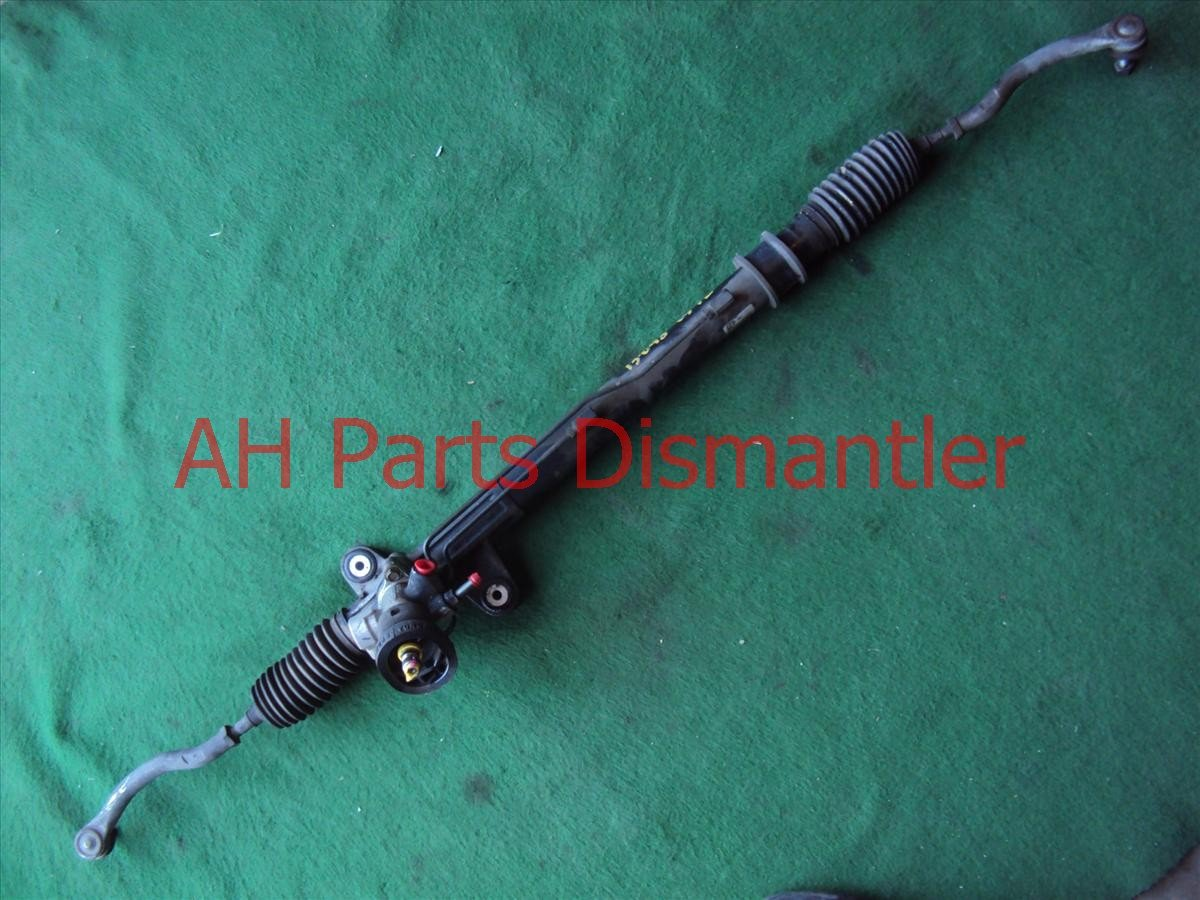 2006 Acura TL Steering gear box RACK AND PINION Replacement
