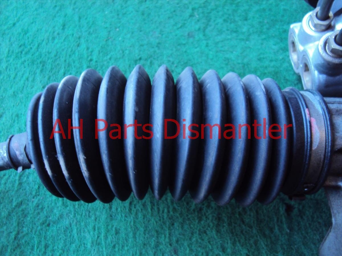 2006 Acura TL Steering / Gear Box Rack And Pinion Replacement