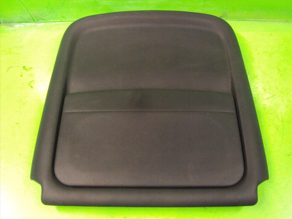 2006 Acura RL Cover Front driver SEAT BACK PANEL BLK LEATHER N 81129 SJA A03ZA 81129SJAA03ZA Replacement