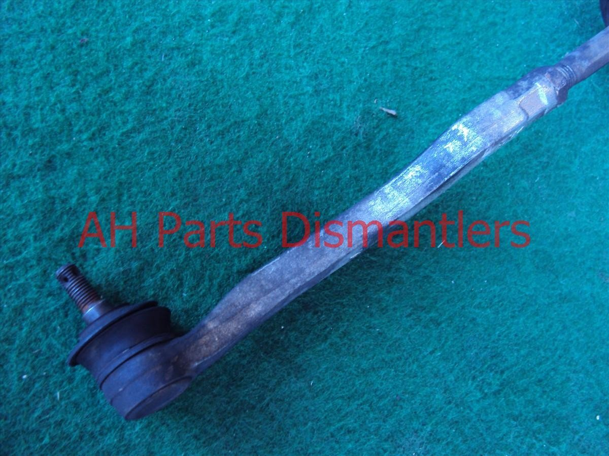 1997 Acura CL Steering gear box RACK AND PINION Replacement
