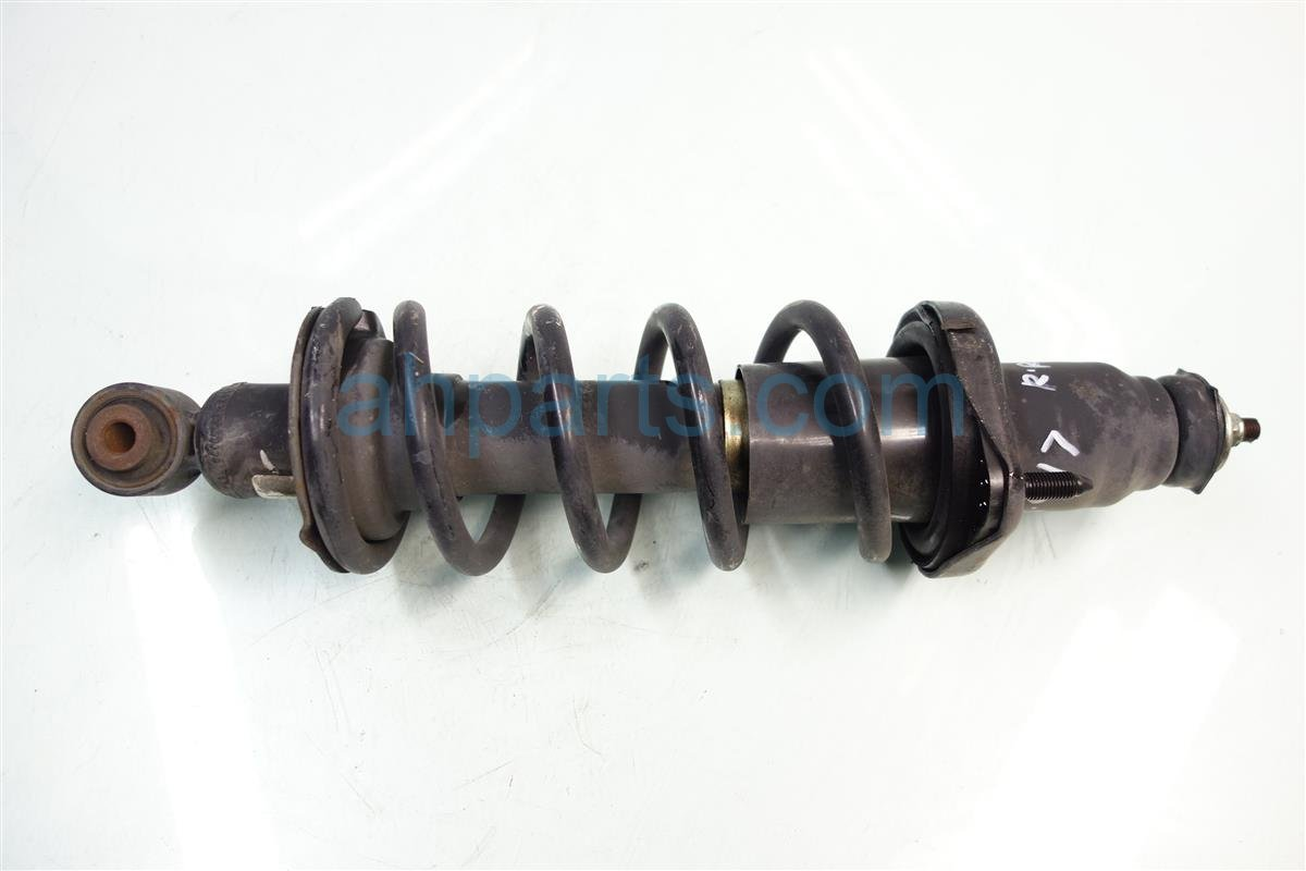 2003 Honda Civic Rear passenger STRUT SPRING Replacement